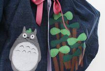Sew Studio Ghibli
