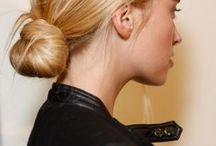Simple & Chic Hair Styling