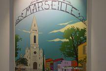 Afish Saint Barnabé / Illustration de Saint Barnabé aujourd'hui