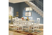 John Thomas Furniture / John Thomas makes all wood dining tables, chairs, stools, servers, kitchen islands and accessories.