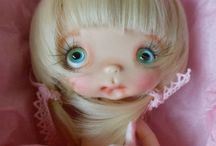 Hannah - Ppinky doll Hypate