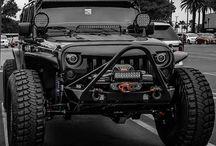 Jeep Wrangler Design