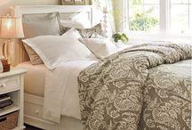 Master Bedroom / by Allison Klovstad