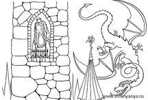рыцарь / сказка, рыцарь, законы принцессы