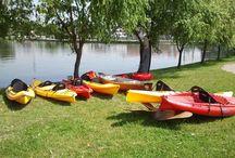 Sporturi nautice / Ca să nu vă plictisiți vara asta vizitați Barci InBagaje!!! Va asteptam la centrul de inchirieri din Mogosoaia, mai exact in curtea Nautic Life, sa va distrati pe apa cu caiacele de simplu, tandem, canoe si SUP! Adresa o gasiti aici: http://www.barciinbagaje.ro/info/contact.xhtml