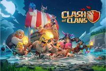 شرح و تحميل لعبة clash of clans