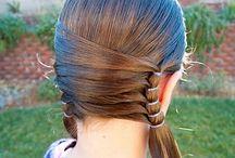 "Bean's ""do"" / Hair styles for little gals"