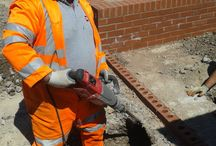 Groundworks Division / CPCS qualified and fully insured.