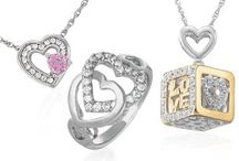 Valentine Jewelry / What's a better way to express your feelings than gifting your lover wonderful Valentine Jewelry