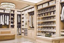 Closet designs Luxury closets Closets ideas