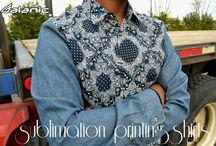 sublimated shirts