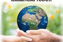 Día Internacional de la Tierra / Día Internacional de la Tierra