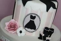 Différents cake wedding