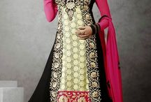 Sushmita Sen Bollywood Salwar Suit Collection / Bollywood Anarkali Salwar Suit with embroidery