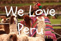 We Love Peru / We love Peru. A collection of the best photography of Peru from around the web.