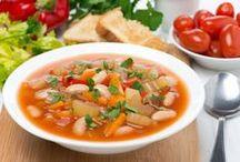 Вегетарианские Рецепты супы