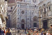 Eglise superbe à Florence