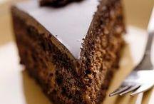torta al cioccolato e muoss  ricotta