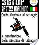 setup tattoo machine