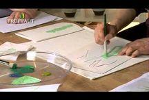 Peinture sur tissus