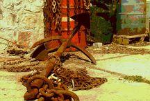 Wrecks memories 2014 art photos / art photos by Manuel surrealist http://www.manuelmykonos.com/