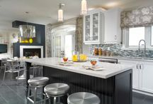 Kitchen and Dining / For those of us who love cooking and eating, having a good kitchen and a dining room is a must.