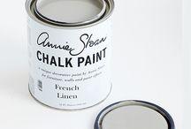 French Linen Chalk Paint® decorative paint by Annie Sloan