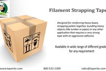 Filament Strapping Tapes