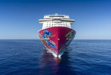 Dream Cruises / Dansk Wilton sets sail with Asia's most luxurious cruise ships