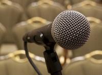 public speaking / by Donovan Bird