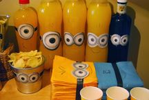 minions party ideas minions gift ideas / #minionbirthdayparty #minionbirthdaygift #minionsouvenir