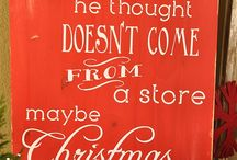 CHRISTMAS CARDS / by Pam Trimble