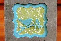 Bird on a Branch (Marianne Design)