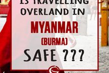 Travel | Myanmar