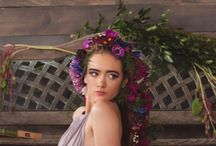 Whimsical Hair Flowers
