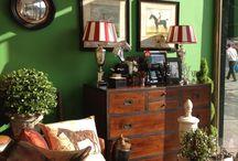 English style interiors