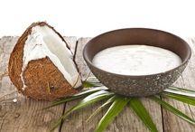 Coconut for hair