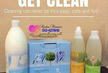 Get Clean Shaklee