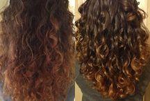 Păr creț