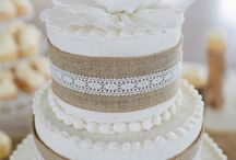 Wedding Cake / by Christina Marie