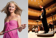 Symphony / Our symphonies and operatic concerts are presented by some of the world's most recognized organizations including The Berliner Philharmoniker, The New York Philharmonic, The Chamber Orchestra of Philadelphia, and The Philadelphia Orchestra