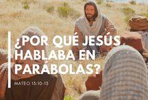 ¿Por qué Jesús hablaba en parábolas?