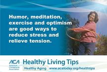 Stress Management / Healthy Living #Tips on how to reduce #stress and relieve #tension.