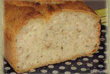 chleb; bread na drożdżach