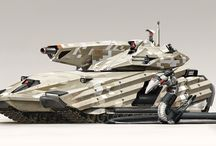 Concept Military Transport