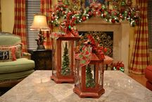 Christmas Decor / decorating for Christmas / by Kim Lowery
