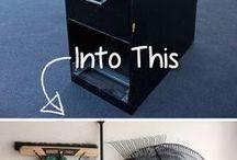 recycle hacks