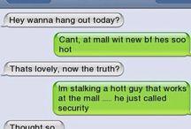 hilariously