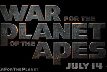 War for the Planet of the Apes / In War for the Planet of the Apes, Caesar and his apes are forced into a deadly conflict with an army of humans led by a ruthless Colonel.  After the apes suffer unimaginable losses, Caesar wrestles with his darker instincts and begins his own mythic quest to avenge his kind.  As the journey finally brings them face to face, Caesar and the Colonel are pitted against each other in an epic battle that will determine the fate of both their species and the future of the planet.