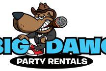 Big Dawg Party Rentals